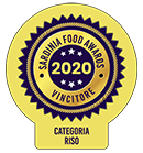 Vincitore Categoria Riso dei Sardegna Food Awards 2020