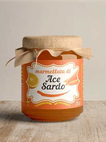Made By Sardinia - Marmellata di ACE 230 g