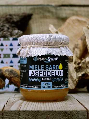 Made By Sardinia - Miele di asfodelo 250 g
