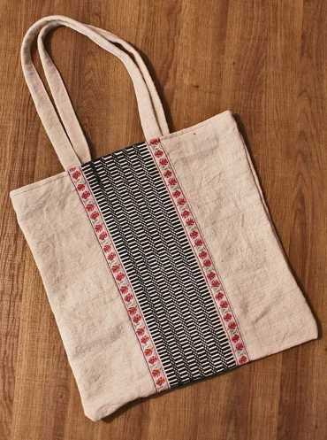 Made by Sardinia -  Borsa shopper realizzata a mano