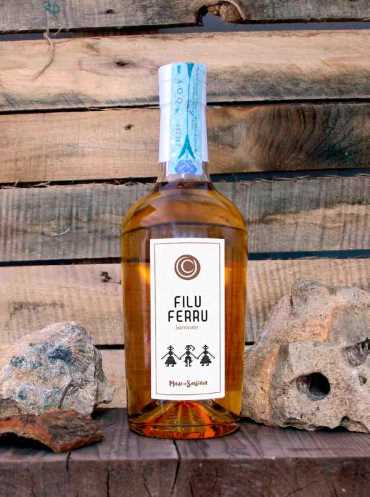 Made By Sardinia - Filu `e ferru barricato 50 cl