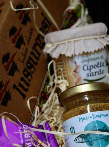 Made By Sardinia - Cesto ducale