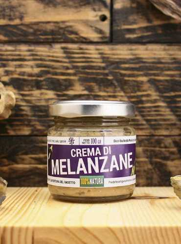 Made By Sardinia - Crema di melanzane 100 g