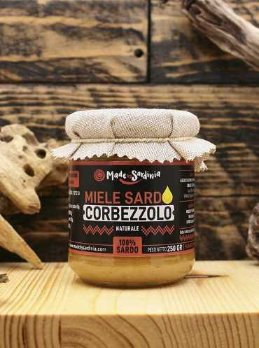 Made By Sardinia - Miele di corbezzolo 250 g