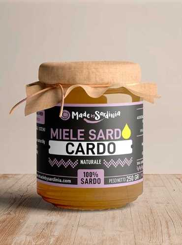 Made By Sardinia - Miele di cardo 250 g