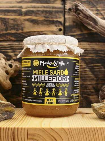 Made By Sardinia - Miele Millefiori 500 g