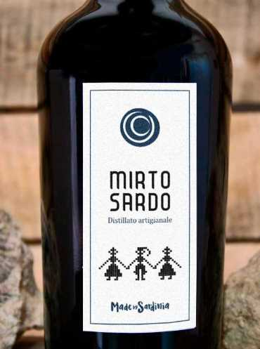 Made By Sardinia - Mirto rosso 50 cl