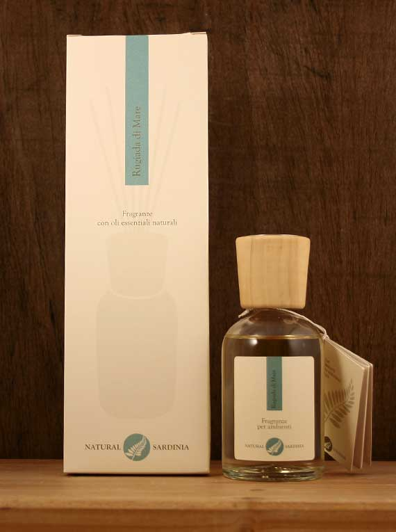 Natural Sardinia - Rugiada di mare 100 ml